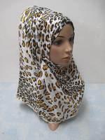 HOT Fashion Animal Print Shawl Leopard grain ladies scarf Cotton Blends women scarves Free Shipping