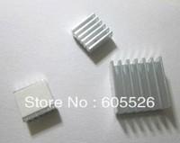 3PCS Raspberry PI Pure Aluminum Heat Sink Set Kit Free Shipping Dropshipping