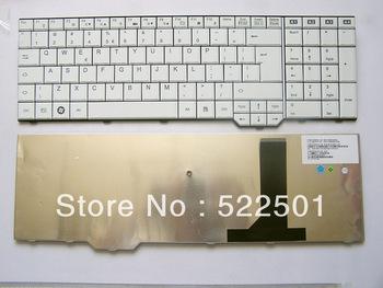 Genuine new for Fujitsu Siemens Amilo Pi3625 XA3530 Xi 3670 Li 3910 XI 3650 Xa 3530 FIC MY071D XA3520 US white laptop keyboard