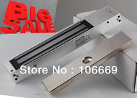 hot-selling Electric magnetic lock use for wooden door ,fire door etc  Holding Force: 280kg(600lbs)  free shipping