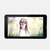 1024*768 Android 4.0 3800mah 3G phone call dual sim card dual core dual camera hdmi bluetooth gps tablet pc free shipping