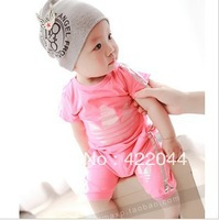 Free shipping (3colors) 2013 new gilding Children's suit,boy's/girl's jacket+shorts(Can open file)