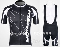 1 Set Merida 2013 Best Selling High Quality  Cycling Jersey(Maillot)+Bib Short (Culot) Or Only Jersey/Biking Quick-dry clothing