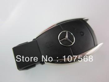 Mercedes Benz 2 3  Button C200 S320 S600C S600 Smart remote Key Shell  Case Cover