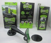Free shipping new as seen on TV GripGo Mobile Phone Holder Gps holder
