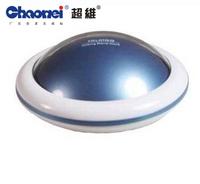 Super dimensional cw8369 ufo flying saucer talking alarm clock electronic calendar m magic clock