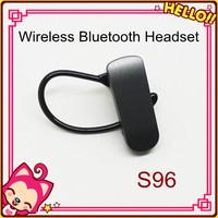 Bluetooth Earphone Wireless Heaadphone Headset S96 Upgrade Of BH320 Mobile Phone Earphone Handfree Free Shipping