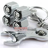 Free shipping!(4PCS)metal Tire Valve Stem Caps easy DIY decoration,Car Logo emblem   Tire Valve Caps for JAGUAR,VC272