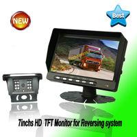 7 inchs car Reversing camera System
