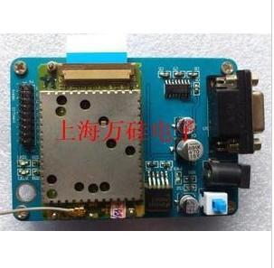 Sim300 tc35 gsm development board tc35i module belt single chip learning board
