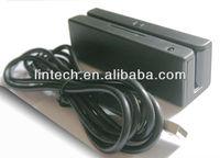 90mm 3 tracks USB Swipe Magcard reader