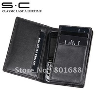 S.C Free Shipping wholesale 100% real soft sheep leather for blackberry case/leather purse/cell phone cover OLDPH00007