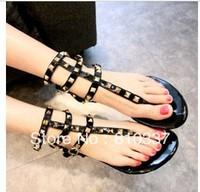 2013 Womens Shoes Rivet Pumps Stiletto Platform Peep Toe Sandals flats casual dress beachfashion girl lady gift free shipping