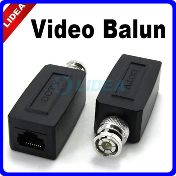 UTP Network Passive Video Balun for CCTV Camera EMS B-03