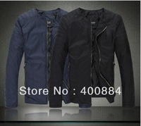 free shipping 2013 spring autumn NEW fashion men's sport coat  jacket  men in stock M L XL XXL xxxl xxxxl