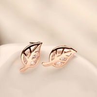 Free Shipping Accessories stud earring female kalyptolith earring delicate and elegant ol