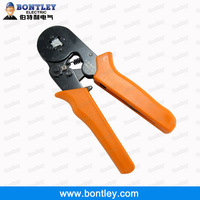 SACT-02560S1 Self-Adjusting Crimping Tools For 23-10 AWG , 0.25-6.0mm2 of Insulated Wire & Bootlace Ferrules, Squared Crimped