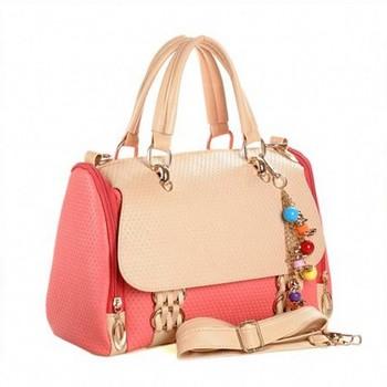 2013 Women's Vintage Handbags Girl's Fashion PU Shoulder Bags Designers Brand Beading Tassels Tote Bags GBG016