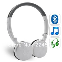 "Foldable Bluetooth Headphone with Mic ""Rhapsody"" - Active Noise Suppression and Echo Cancellation"