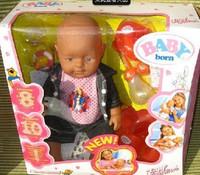 Babyborn artificial doll Zapf Creation toy birthday gift