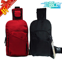 Outdoor chest pack casual male sports messenger bag mobile phone bag oxford fabric waterproof chest pack