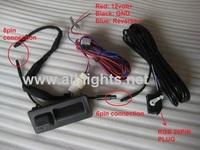 VW RGB REAR VIEW CAMERA Parking Reversing Camera For Volkswagen GOLF PLUS JETTA M5 MK6 TIGUAN NEW PASSAT RNS510 RCD510 RNS315