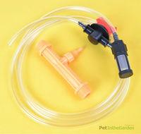 "3/4"" Irrigation Venturi Fertilizer Injectors Device Water Tube Switch Filter Kit"