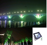 Free shipping 20pcs/lot 50W Green LED Flood light with ce rohs certification