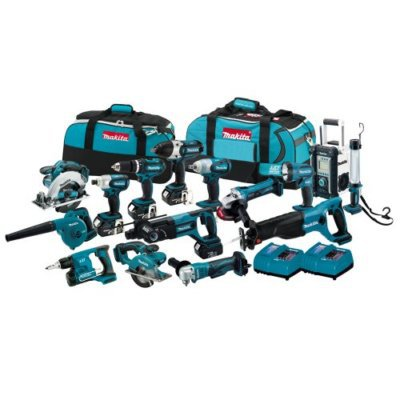 Wholesale Makita LXT1500 18-Volt LXT Li-Ion Cordless 15-Piece kit(China (Mainland))