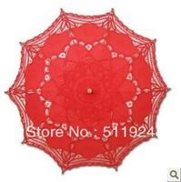 Red bride Wedding umbrella, Wedding Supplies umbrellas, , Free shipping