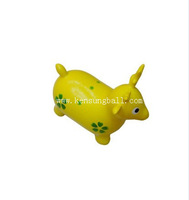 [Factory Wholesale] jumping Deer animal with inflatable baby kids Ride-On outdoor toys Bouncy Animal for children#7