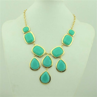 AR Jewelry Shop Accessories irregular necklace multi color necklace  Freeshipping