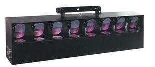 Led scanning light led rectangle