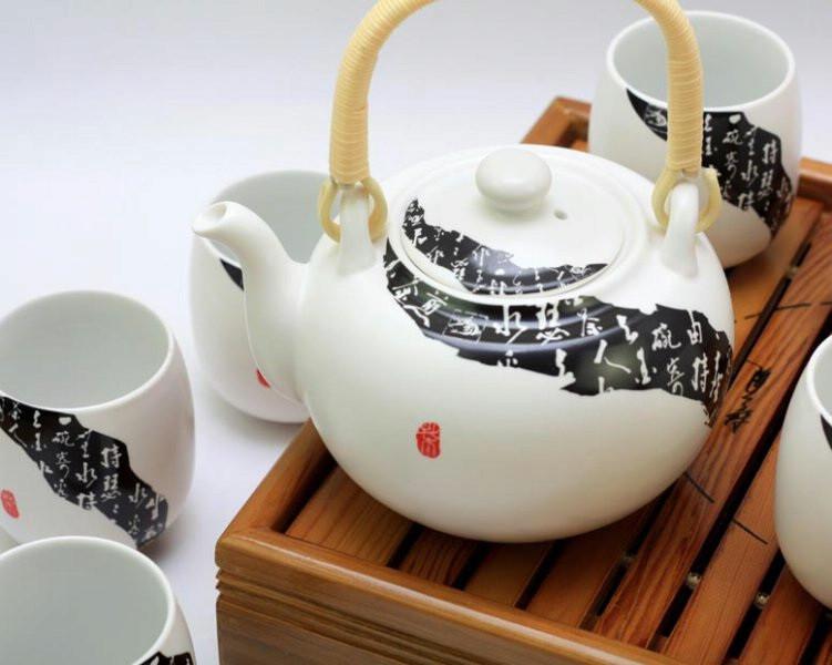 Ceramics 7 kung fu tea set tea set kit