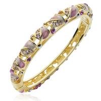 Gel bracelet fashion crystal vintage cloisonne gift