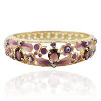 Bracelet fashion crystal vintage cloisonne gift