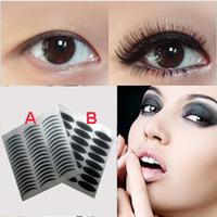 Black Stripe Make Up Eyeliner Sticker Eye Smoky Tattoo Eye Liner Tattoos 720pair/lot