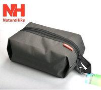 4PCS  Naturehike debris bag wash bag shoes bag storage bag  600D waterproof oxford fabric Size:37*16*12cm Color:Black