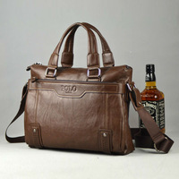 Hot sale!! Genuine Leather Men Bag Briefcase Handbag Men Shoulder Bag Laptop Bag