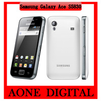 S5830 Original Samsung Galaxy Ace Wifi Android Smart Cell Phone Free Shipping