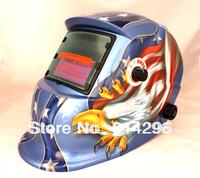 Eagle Auto Darkening Mig Tig Mag Welding Grinding Helmet Welder Mask Free Shipping!!!