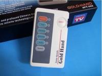 Free shipping 50set/lot MINI massager 4Pad TENS MACHINE LOW FREQ MASSAGE Cervical body massager MINI Massage machine