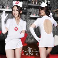 Sexy racerback nursing uniforms game uniforms sexy underwear the temptation to set 7013