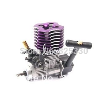 02060 Purple 18 Nitro Engine 2.74cc Rc HSP 1:10 Car Buggy Truck SH ENGINES EG630 2060