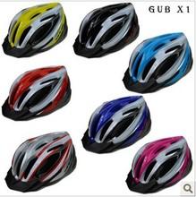 New arrival x1 gub mountain bike helmet entry level bicycle ride helmet