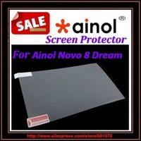 On Sale 8 inch Screen Protector For Ainol novo 8 dream Tablet PC screen film / Anna