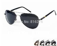 Free shipping Polarized  UV400 Mont 209 Sunglasses Metal Classic Retro Brand Men Fashion Sunglasses