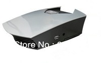 Air purifier for home and car  HEPA+Electrostatic filter+Negative Ion+Active carbon filter