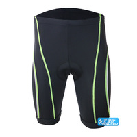 2013  cycling bike bicycle ridding 3D PADDED   1/2 lycra pants.tights