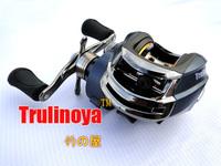 2014 Top Fasion Special Offer Bait Casting China Trulinoya Dm 120(ra/la ) Fishing Lure 11 Bearing Baitcasting Reel Free Shipping